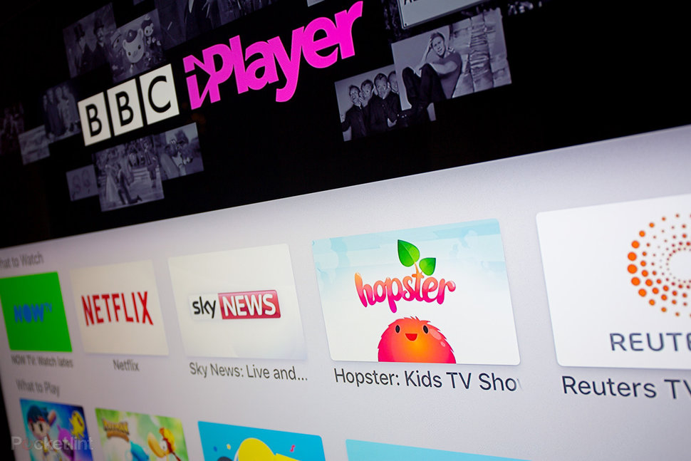 Apple TV gets BBC iPlayer at last