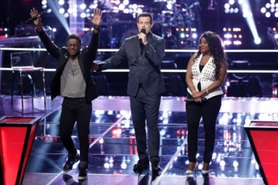 Who Won The Knockouts On The Voice USA 2014 Last Night? Night 1   Reality Rewind