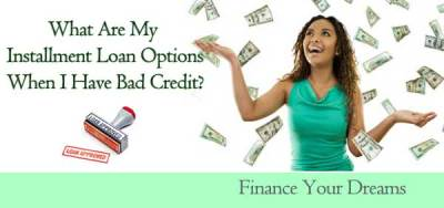 Installment Loans For Bad Credit up to $5,000
