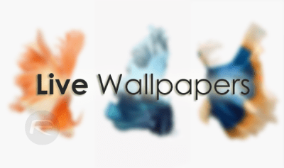 Enable iPhone 6s / 6s Plus Live Wallpapers On iPhone 6 / 6 Plus, Here's How | Redmond Pie