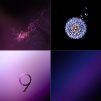 Download Official Samsung Galaxy S9 Wallpapers For Your Existing Device From Here | Redmond Pie
