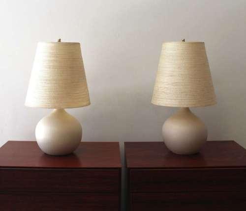 Medium Of Mid Century Lamp