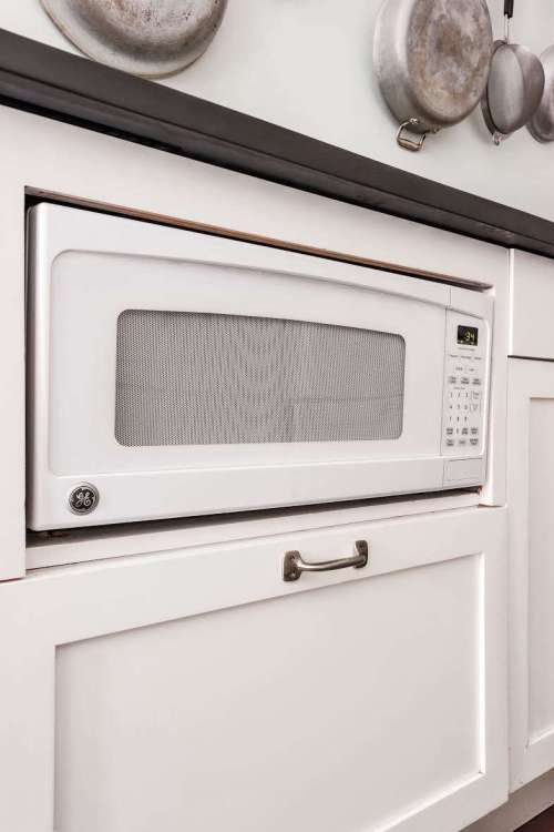 Medium Of Under Counter Microwave
