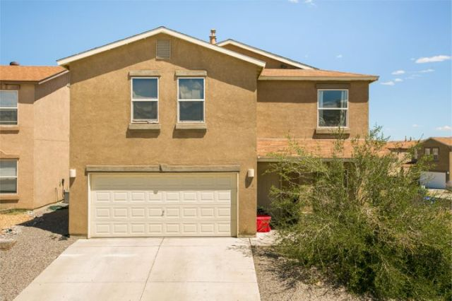 2124 Fence Rail Street SW, Albuquerque, NM 87121
