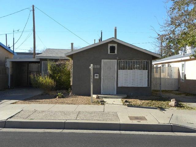 1205 6Th Street NW, Albuquerque, NM 87102