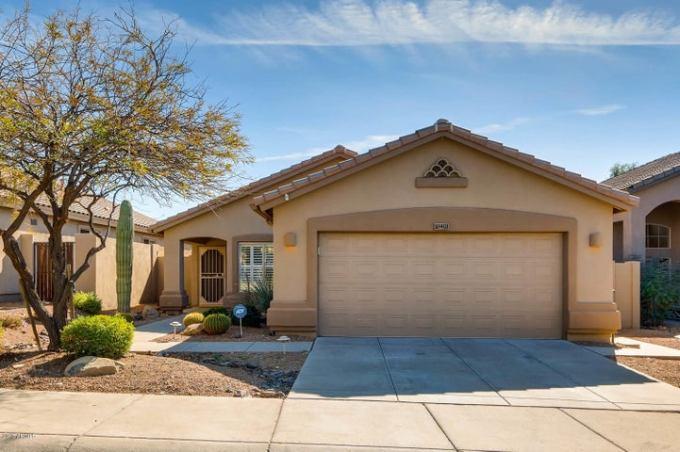 10401 E RAINTREE Drive, Scottsdale, AZ 85255