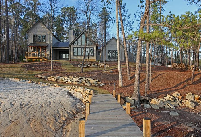 "Welcome to 644 Amber Drive -- new construction in the ""Breezy Bay"" part of lovely Lake Martin."