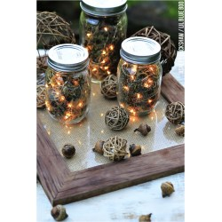 Small Crop Of Mason Jar Centerpieces