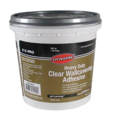 DYNAMIC Adhesive - Clear Wallpaper Adhesive GG6212040 | RONA