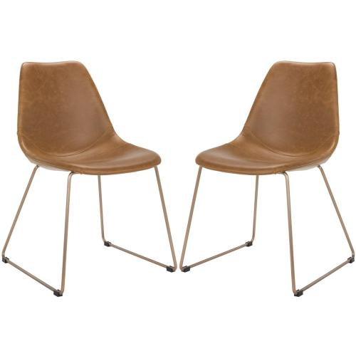 Medium Crop Of Leather Dining Chairs