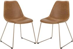 Small Of Leather Dining Chairs