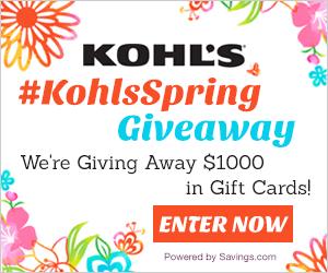 KohlsSpring Giveaway