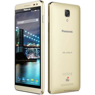 Panasonic Eluga I2 Metalic Grey