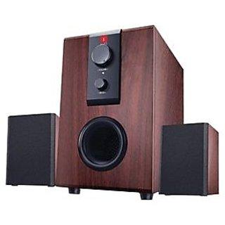 iBall Raaga Q9 Multimedia Speaker (Rosewood)