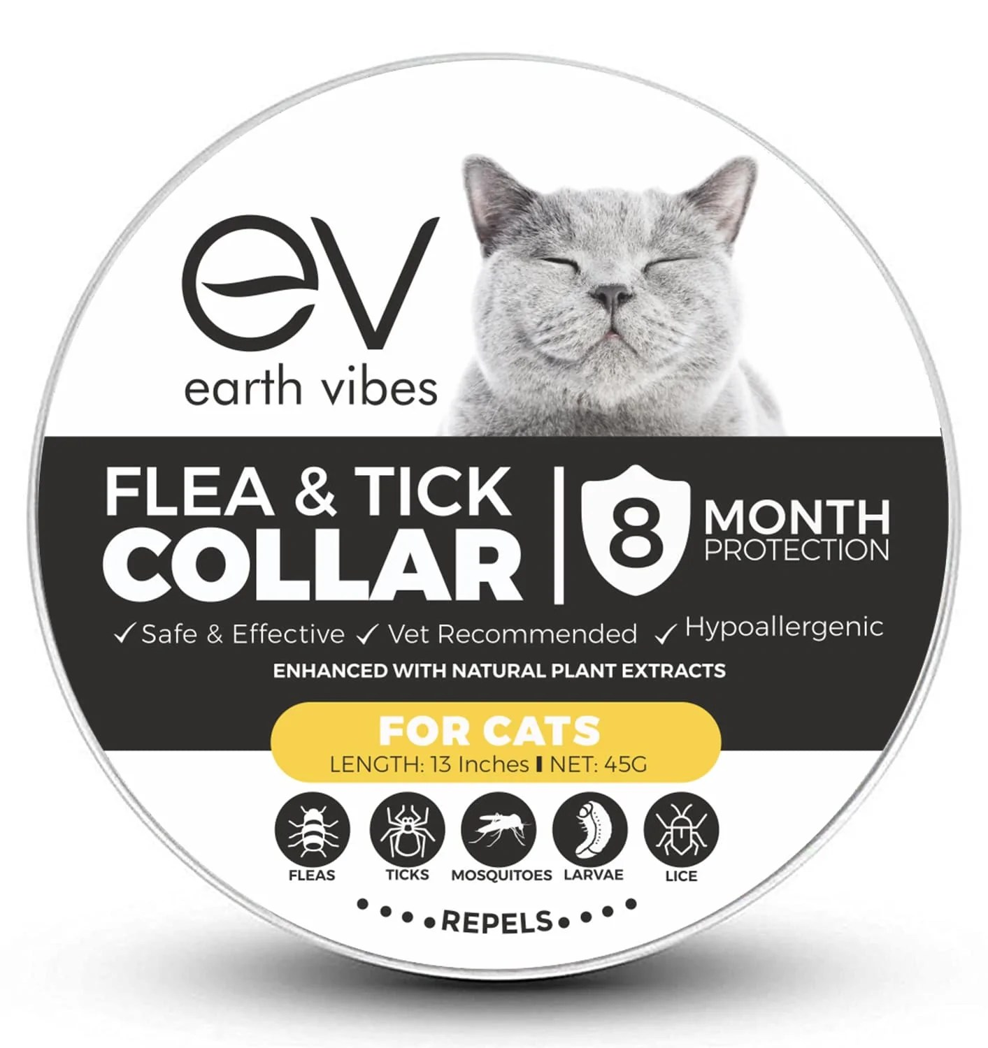 Exceptional Fleas Your House Cats Size Fits All Essential Oils Fleas Bed Bugs Essential Oils Earth Vibes Essential Oil Diffuser Earth Vibes Flea Tick Collar bark post Essential Oils For Fleas
