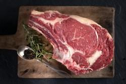 Small Of Beef Rib Steak