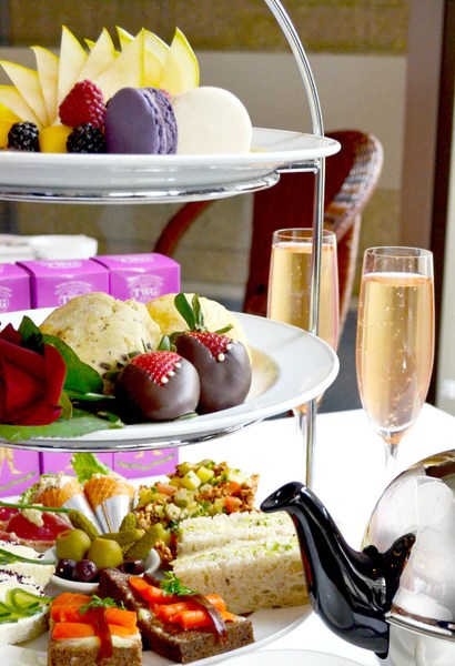 Mother's Day, Tea Service, High Tea, Brunch, Celebration, Afternoon Tea, The Urban Tea Merchant, TWG Tea