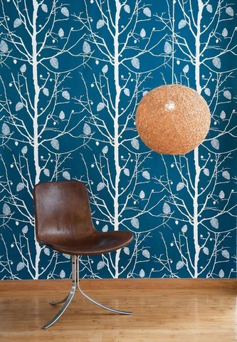 O Happy DIY!: wonderful wallpapers and wall decals.