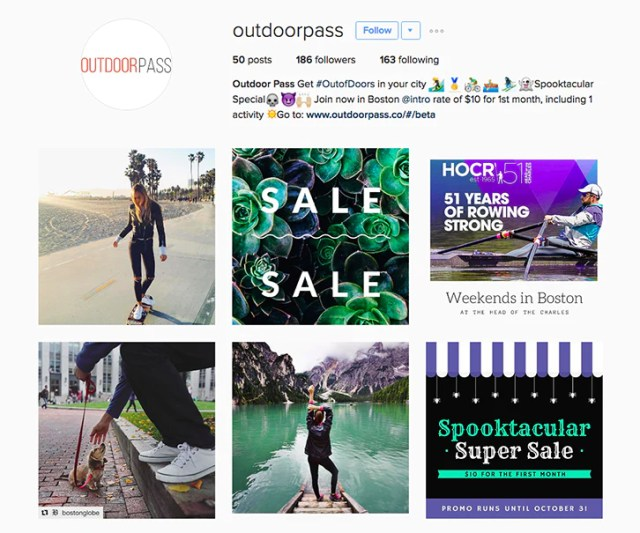 Instagram Sale