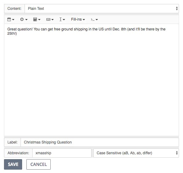 Text Expander can help you manage your replies and communications this BFCM