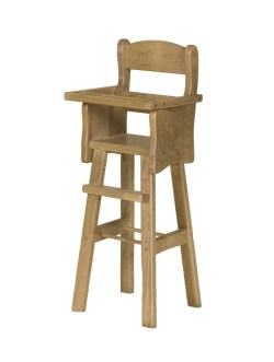Small Of Wooden High Chair