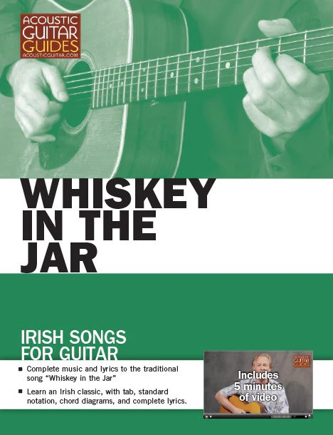 Play The Irish Tune Whiskey In The Jar Acoustic Guitar