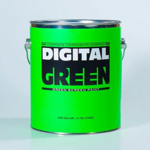 Medium Crop Of Green Screen Paint