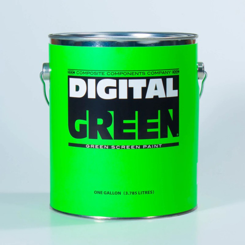 Large Of Green Screen Paint