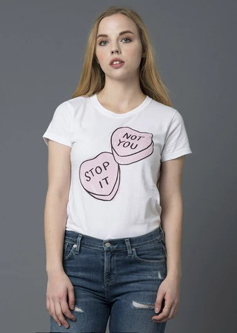 Not You Stop It T-Shirt