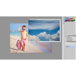 Small Crop Of Photoshop Blur Edges