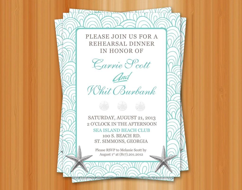 invitation for wedding dinner wedding rehearsal dinner invitations beach wedding rehearsal dinner invitation destination wedding