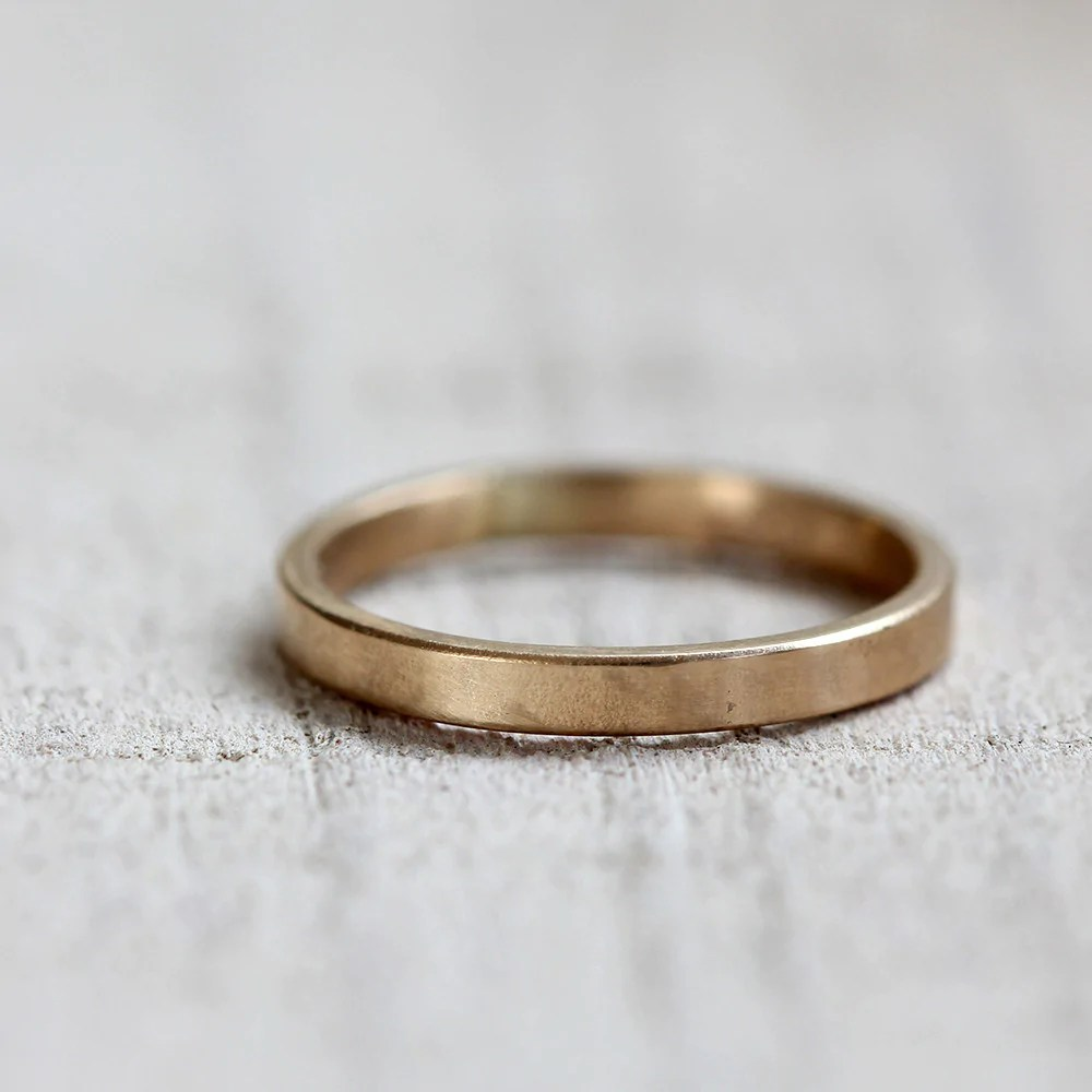 gold wedding ring 14k gold womans hammered wedding ring simple wedding ring Gold wedding ring 14k gold woman s simple wedding band