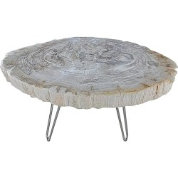 Prissy Side Tables Tables Global Home Petrified Wood Coffee Petrified Wood Coffee Side Tables Global Home Wood Side Table Design Wood Side Table Diy