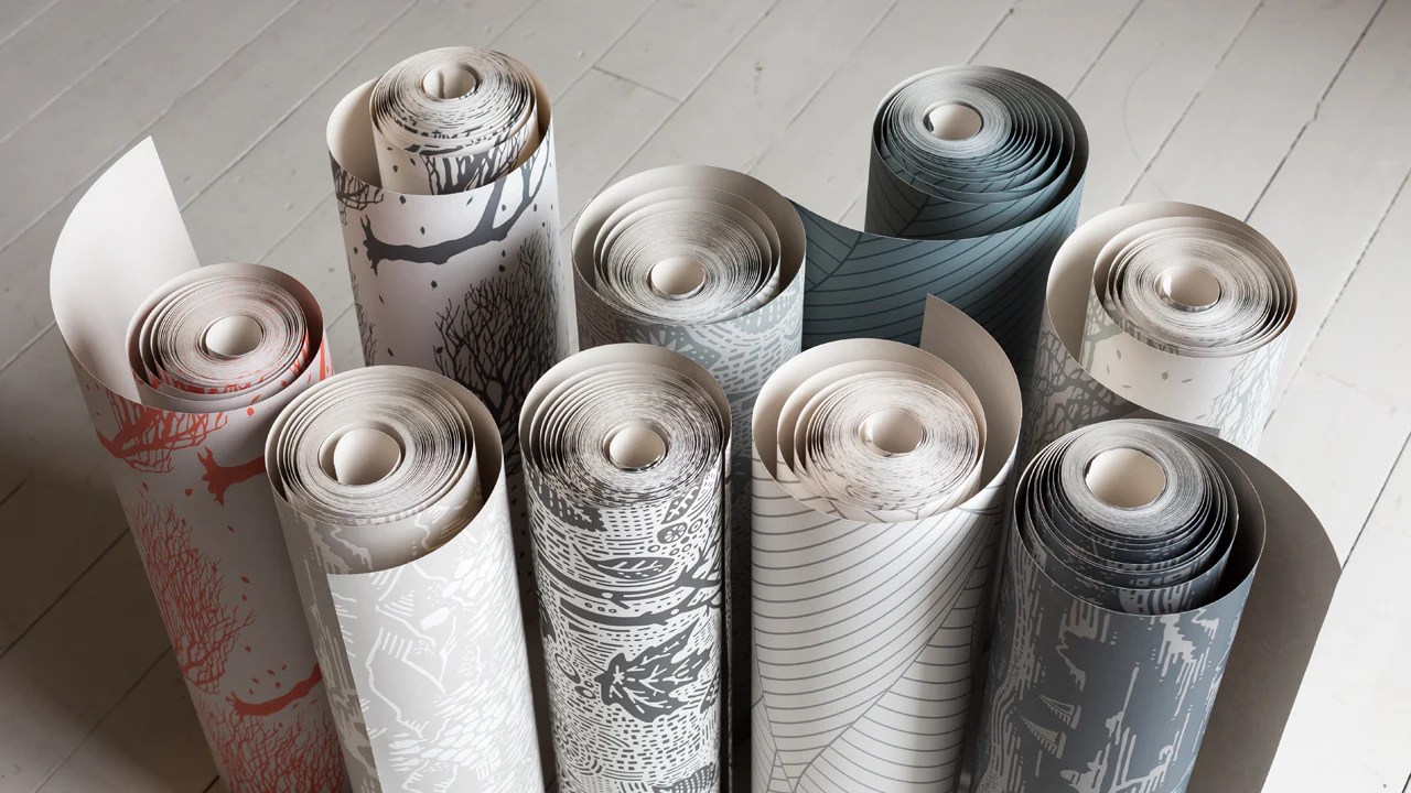 How much wallpaper do I need? – Bold & Noble