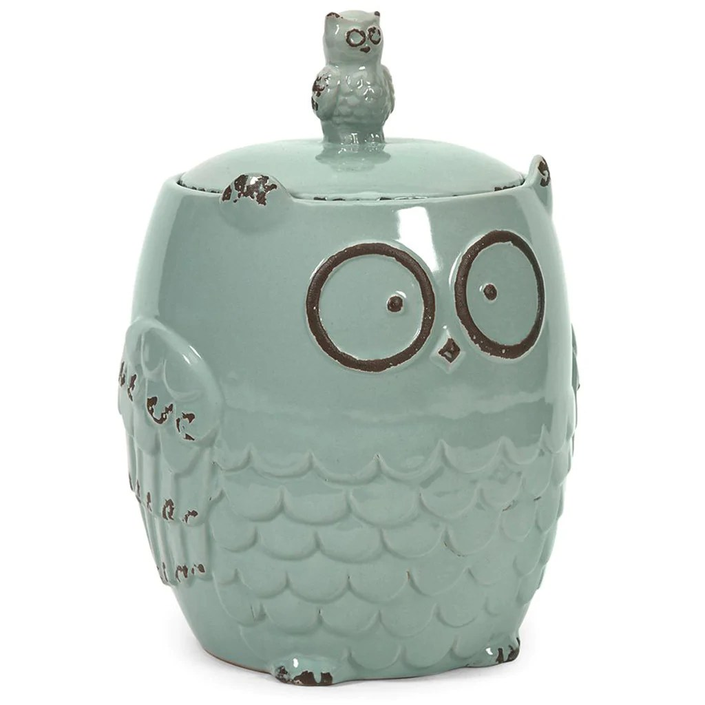 Fullsize Of Owl Cookie Jar