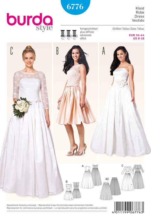Perfect Misses Wedding Dress Sewing Patterns Bridal Sewing Supplies Wedding Dress Patterns Mccalls Wedding Dress Patterns Australia