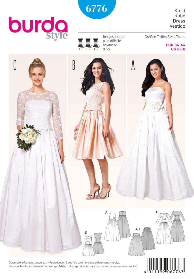 Large Of Wedding Dress Patterns