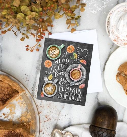 Medium Of Whole Latte Love