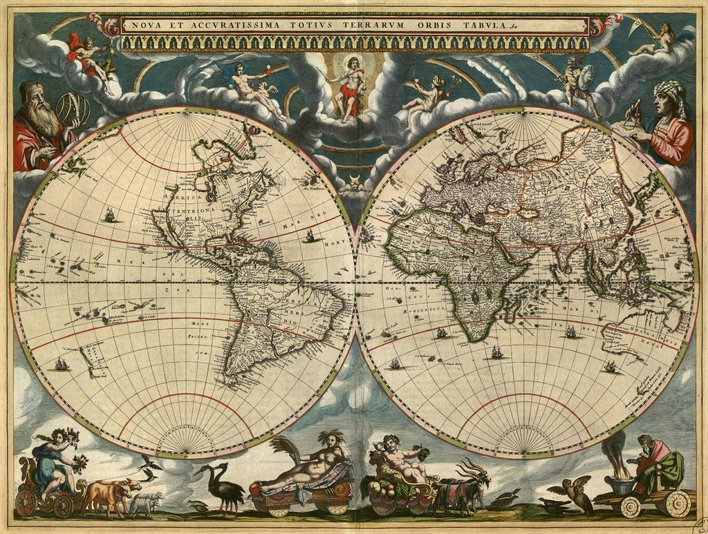 Compelling World By Joan Blaeu World Maps I Love Maps Tos World Boss Map Tos Neet World Map Map baby Tos World Map