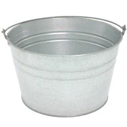 Small Of Galvanized Wash Tub