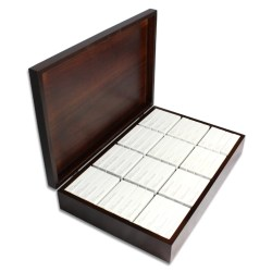 Small Of Wooden Tea Box