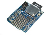 Data Logging Shield for Arduino - Partially Assembled Version