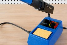 Variable Temperature Soldering Station - 5-40 watt