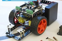 Make:it Robotics Starter Kit
