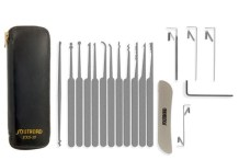 17pc Lock Pick Set