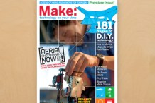 Make: magazine, Volume 01