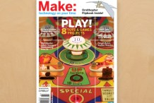 Make: magazine, Volume 08