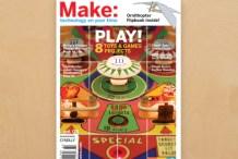 Make: magazine, Volume 08
