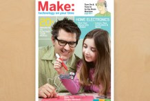 Make: magazine, Volume 10