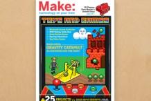 Make: magazine, Volume 28